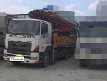 精品出售2011年三一日野46米泵车