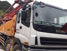 出售2011年三一五十铃48米泵车