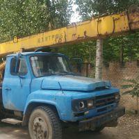 转让长江2003年8吨吊车