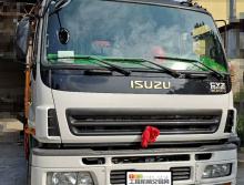 精品转让2014年三一五十铃底盘47米泵车