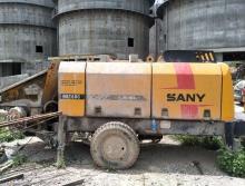 处理2010年三一6016-110电拖泵