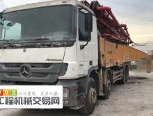 出售12年三一奔驰52米泵车