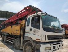 出售09年三一五十铃56米泵车