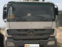 精品转让2012年中联奔驰底盘47米泵车