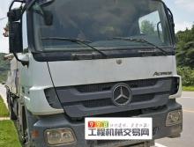 极品出售12年出厂中联重科奔驰50米泵车