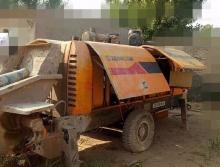 处理10年底出厂中联8014.174柴油拖泵