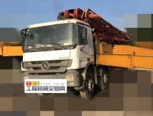 急售精品11年三一奔驰56米泵车(支持分期)