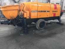出售09年出厂三一60A电拖泵