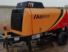 出售2013年三一A8砂浆泵
