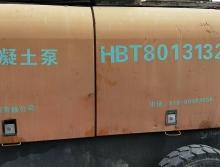 出售08年出厂北京隆森8013-132拖泵(2台打包)