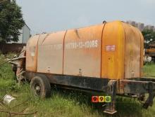 出售11年湘云泰8013拖泵