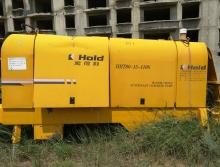 出售10年鸿得利拖泵(4台)