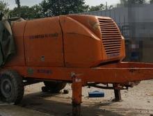 出售2014年11月出厂中联电拖泵