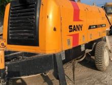 精品出售09年出厂三一601810拖泵(方量及少)