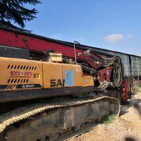 转让三一重工2013年SR280R旋挖钻机