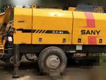 出售11年三一60c1816电拖泵