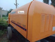 出售13年巨能机械HBT8013·90S电拖泵