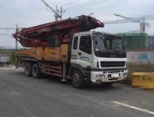 精品出售2011年三一五十铃46米泵车