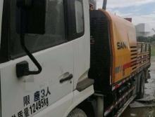 出售2014年三一10020车载泵