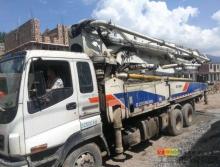 出售2011年中联五十铃47米泵车