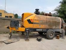 处理2011年中联8014-174柴油拖泵
