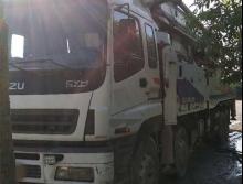 转让2011年中联五十铃50米泵车(6节臂)
