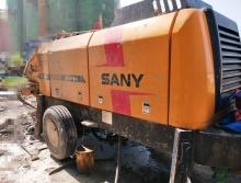 精品转让2011年三一8013电拖泵