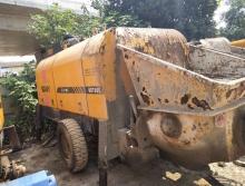 处理2012年三一6013柴油拖泵