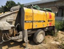 出售2011年三一6013-90电拖泵