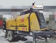 处理07年出厂三一8018拖泵