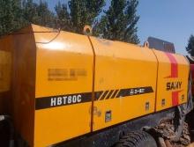 出售09年三一HBT80C拖泵【3台可打包卖】