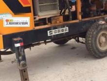 出售12年中联8013-110电拖泵