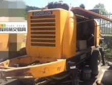 底價出售08年出廠中聯8014.174柴油拖泵