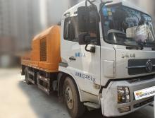 出售14年出厂中联东风10018车载泵(国四)