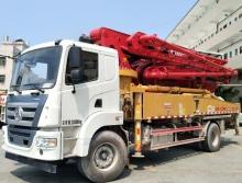出售2018年三一37米泵车(两桥C8)