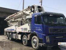 出售2007年中联沃尔沃47米泵车