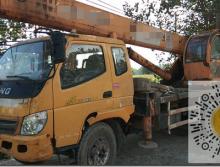 转让唐骏2012年十二吨吊车