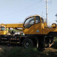 转让徐工2007年徐工12吨吊车