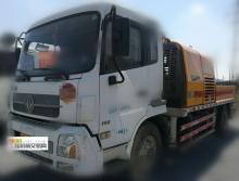 出售14年出厂三一10018车载泵(国四排放)