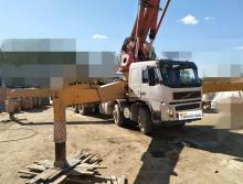 极品好泵转让07年出厂三一沃尔沃48米泵车(大排量)