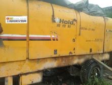处理12年鸿得利8013电拖泵(有2台)