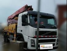 出售07年大象沃尔沃36米泵车