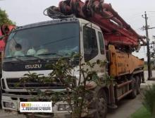 出售精品2011年三一五十铃46米泵车