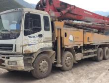 出售07年大象42米泵车(绿标)