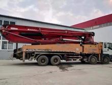 车主直售2009年3月出厂三一五十铃48米泵车(靠谱车源)