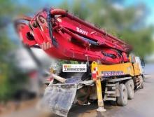 出售10年出厂三一奔驰46米泵车(北方豪车)