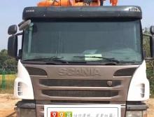 出售15年中联斯坦尼亚56米泵车