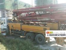 低价出售04年大象37米泵车