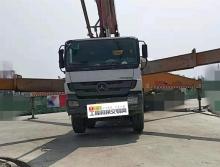 出售13年徐工奔驰56米泵车
