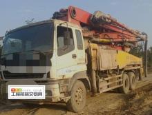 出售09年三一五十铃40米泵车